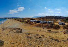 autocamper igennem 10 lande till Kreta