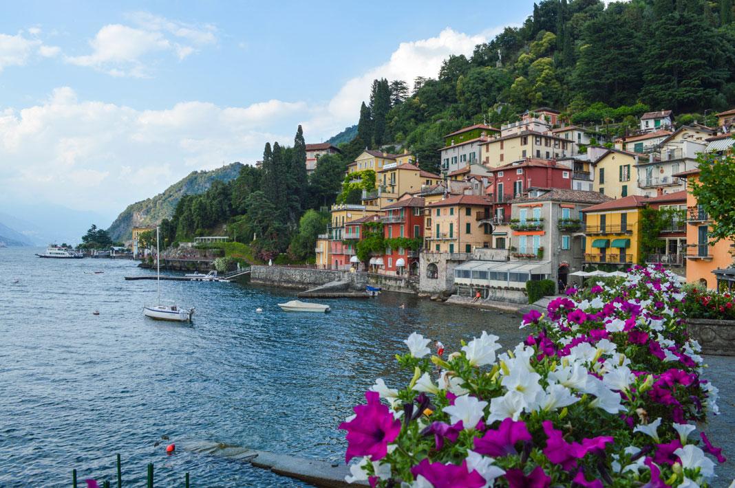 tur italien de 5 søer lago di lecco
