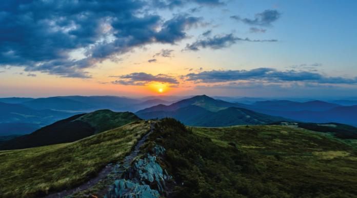 polske bjerge bieszczady