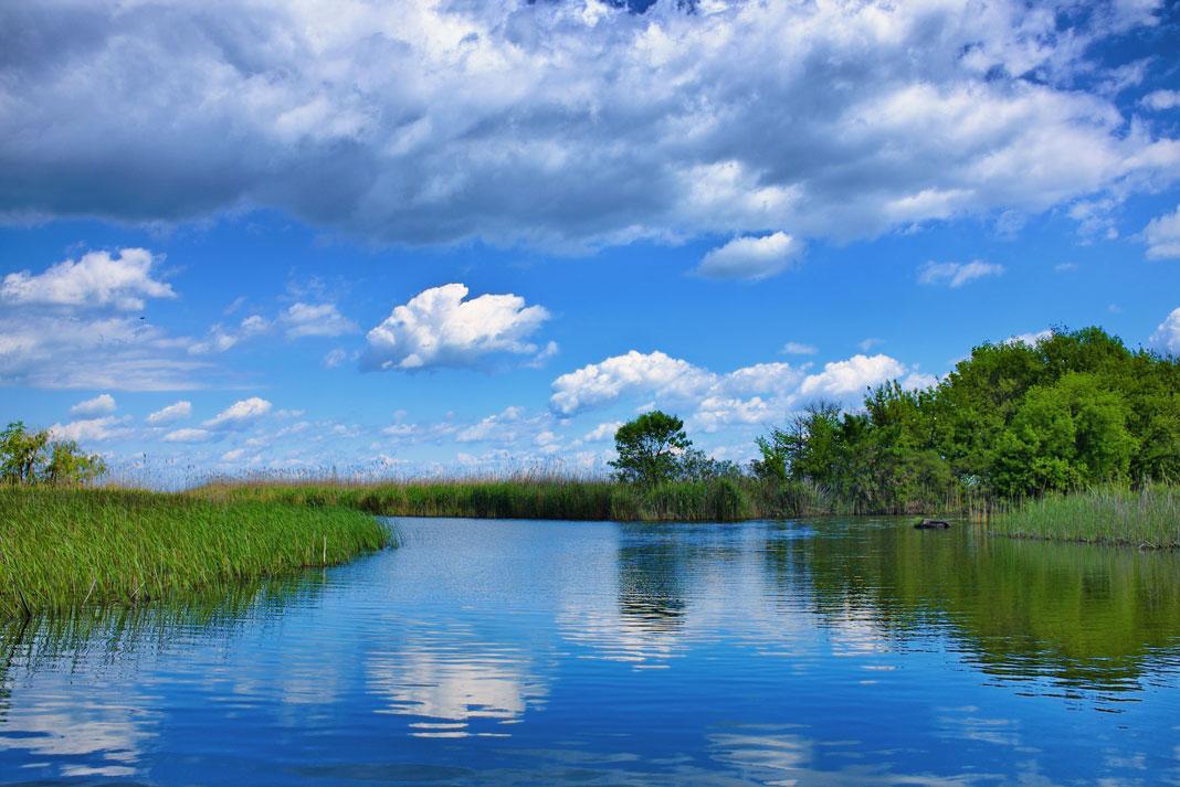 ungarn tisza lake