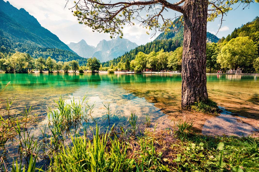 tur slovenien triglav nationalpark