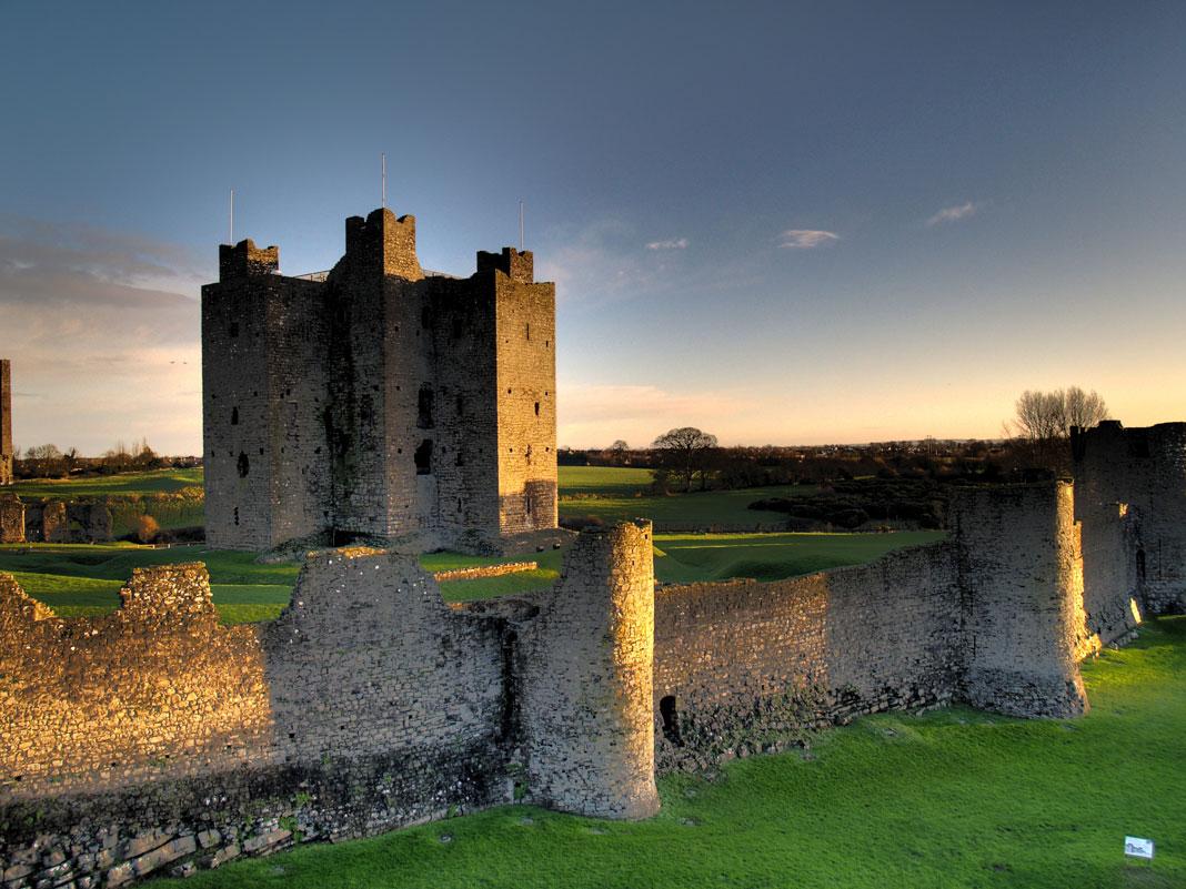 tur irland trim castle