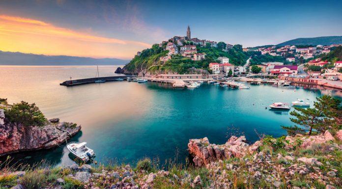 autocampertur krk kroatien