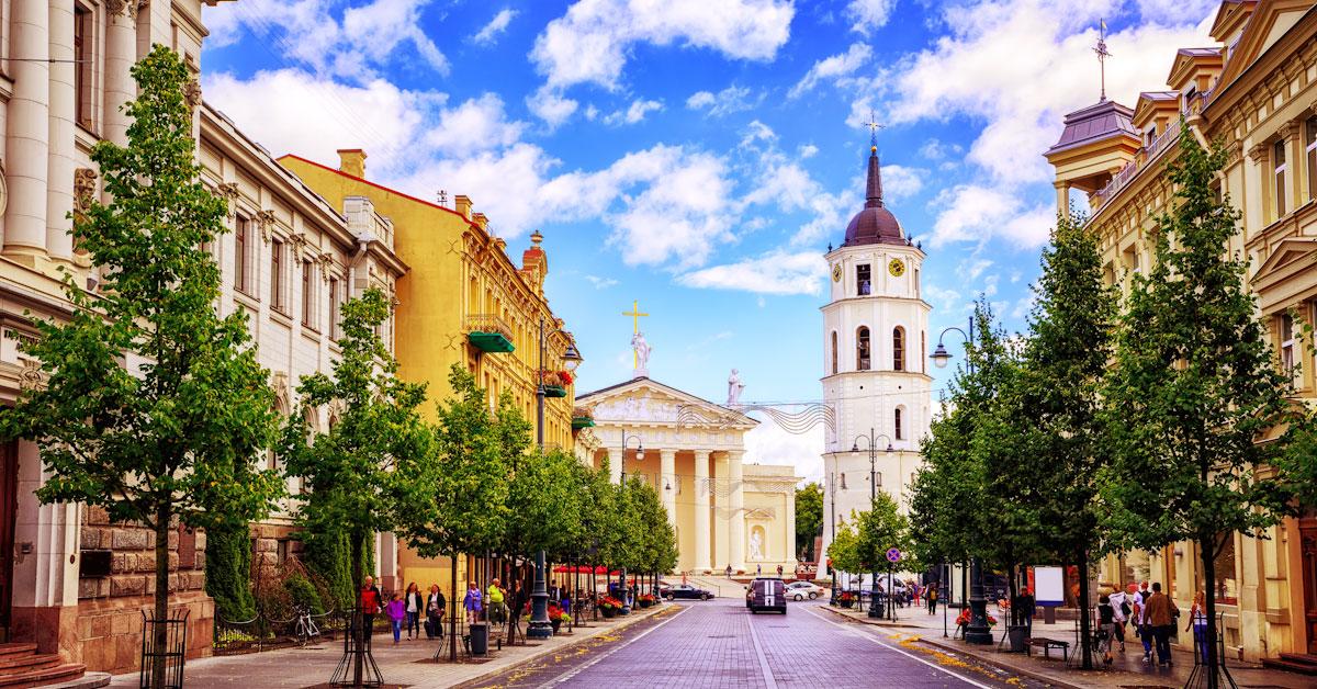 autocampertur baltiske lande