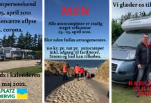 Træf aflyst i Søndervig Camping